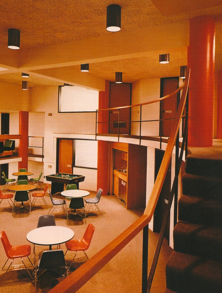 Metropolitan Correctional Center Interior
