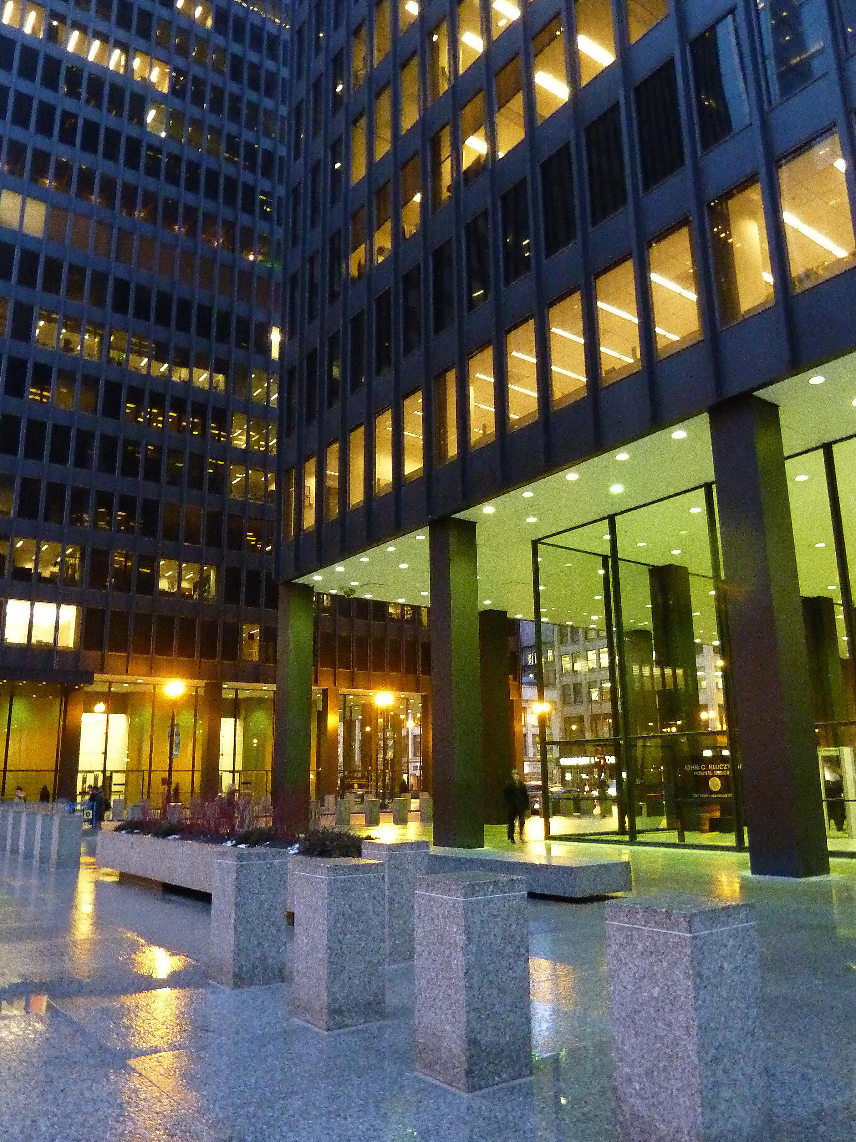 Federal Center, Mies