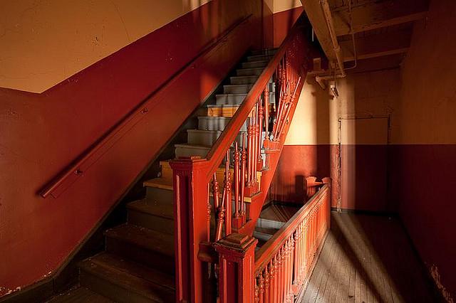 stairs, noah vaughn