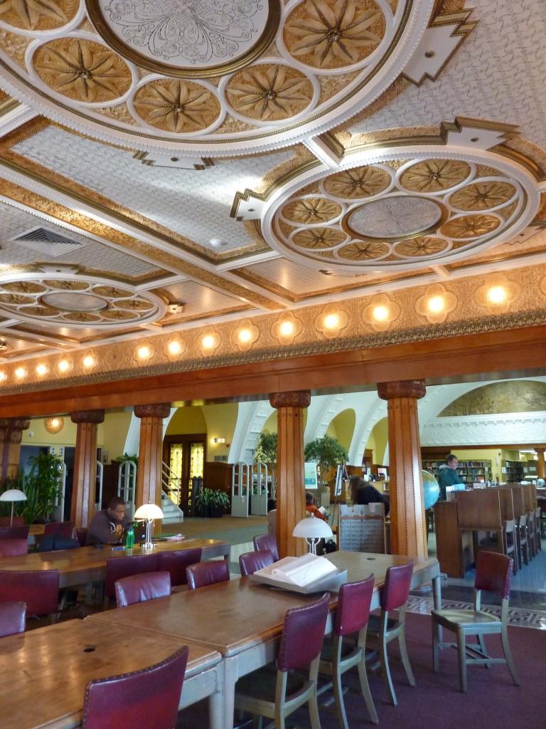 Auditorium Building Dining Hall