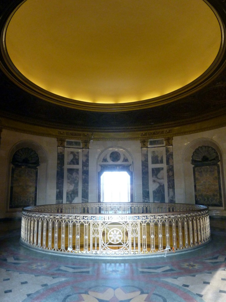 Garfield Park Fieldhouse Rotunda